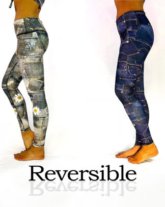 Reversible Yoga Apparel